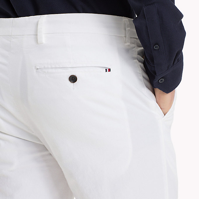 TOMMY HILFIGER Slim Fit Trousers - 618 - TOMMY HILFIGER Men - detail image 3