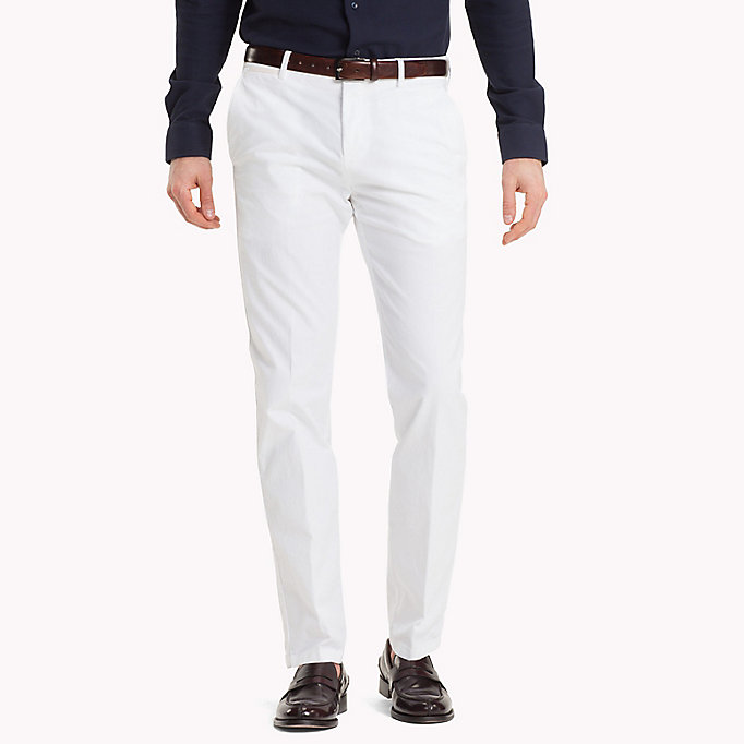 TOMMY HILFIGER Slim Fit Trousers - 618 - TOMMY HILFIGER Men - main image