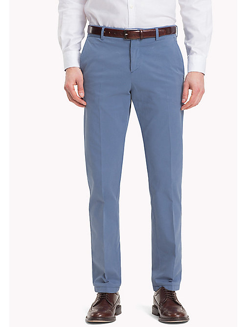 TOMMY HILFIGER Slim Fit Trousers - 415 - TOMMY HILFIGER Trousers - main image