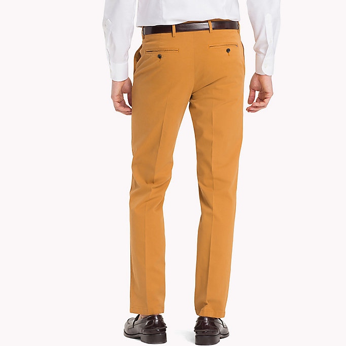 TOMMY HILFIGER Slim Fit Trousers - 415 - TOMMY HILFIGER Men - detail image 1