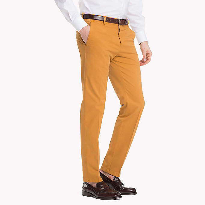 TOMMY HILFIGER Slim Fit Trousers - 415 - TOMMY HILFIGER Men - detail image 2