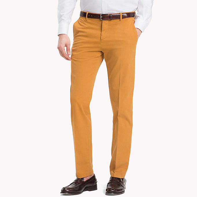 TOMMY HILFIGER Slim Fit Trousers - 415 - TOMMY HILFIGER Men - main image