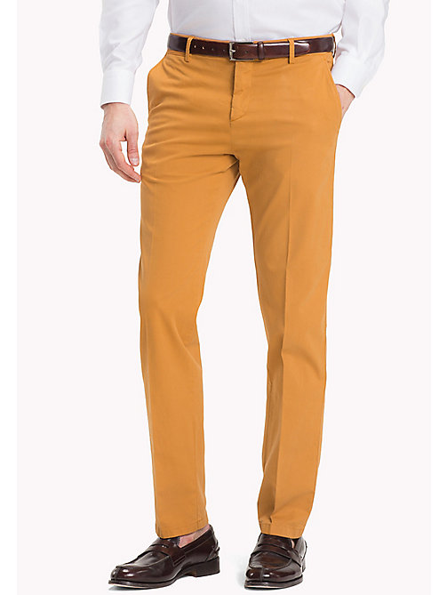 TOMMY HILFIGER Slim Fit Trousers - 801 - TOMMY HILFIGER Trousers - main image