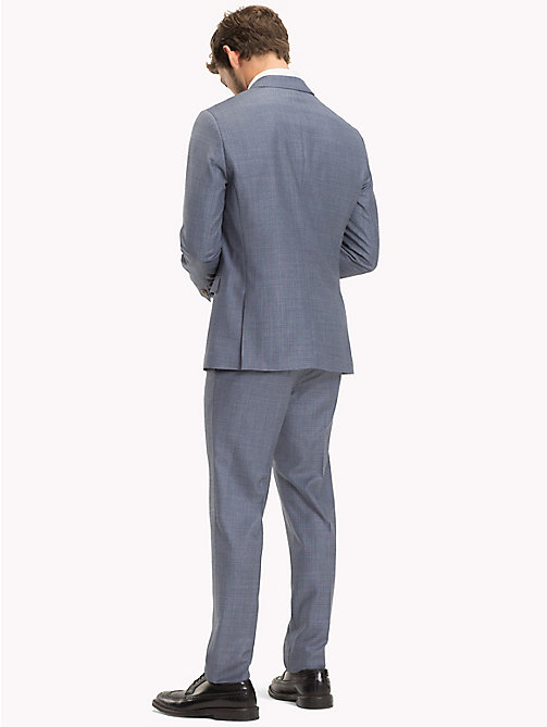TOMMY HILFIGER Virgin Wool Fitted Suit - 418 - TOMMY HILFIGER Suits - detail image 1