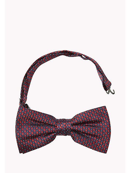 TOMMY HILFIGER Micro Pattern Bow Tie - 610 - TOMMY HILFIGER Ties & Pocket Squares - main image