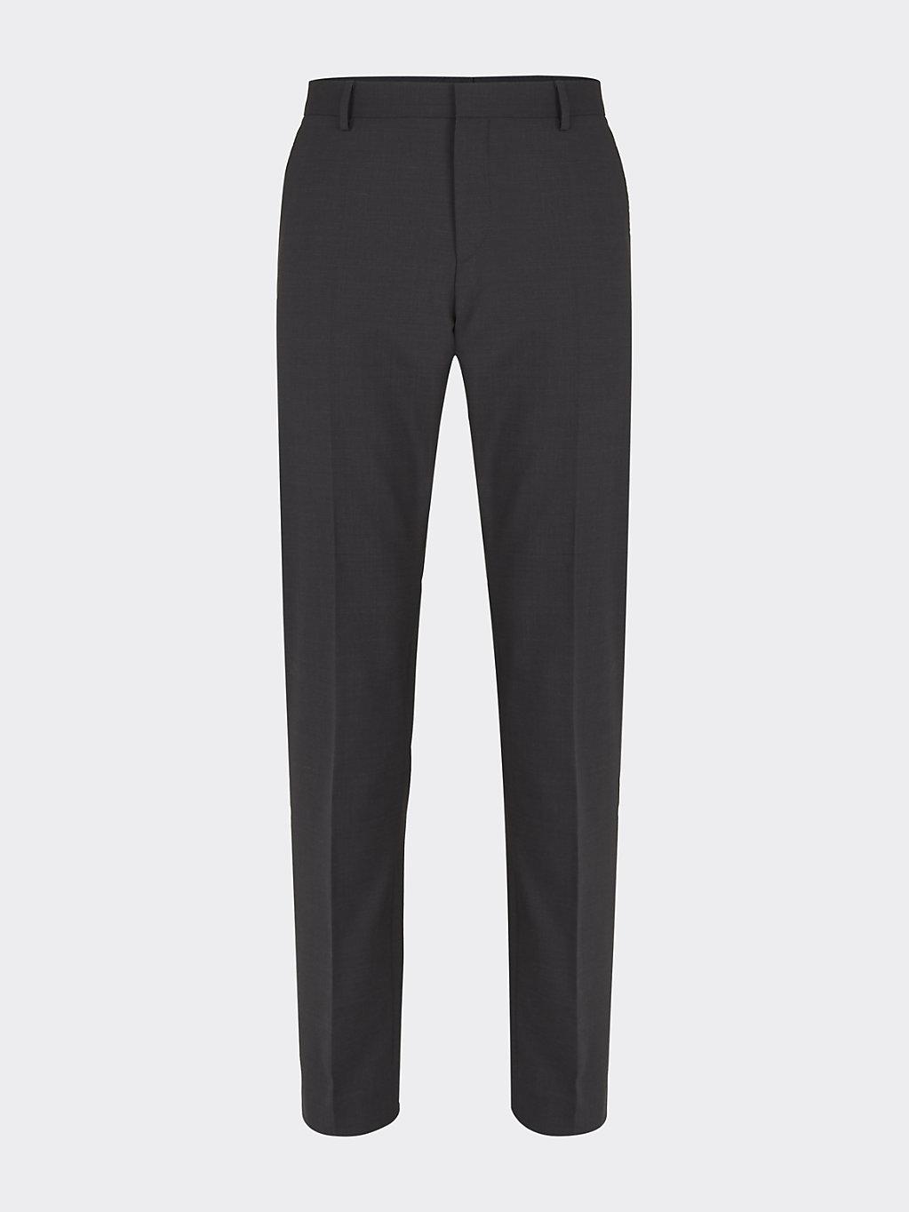 Tommy Hilfiger - Pantalón de traje con corte regular - 5