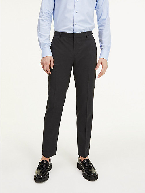 TOMMY HILFIGER Suit Separate Regular Fit Trousers - 024 - TOMMY HILFIGER Suit Separates - detail image 1