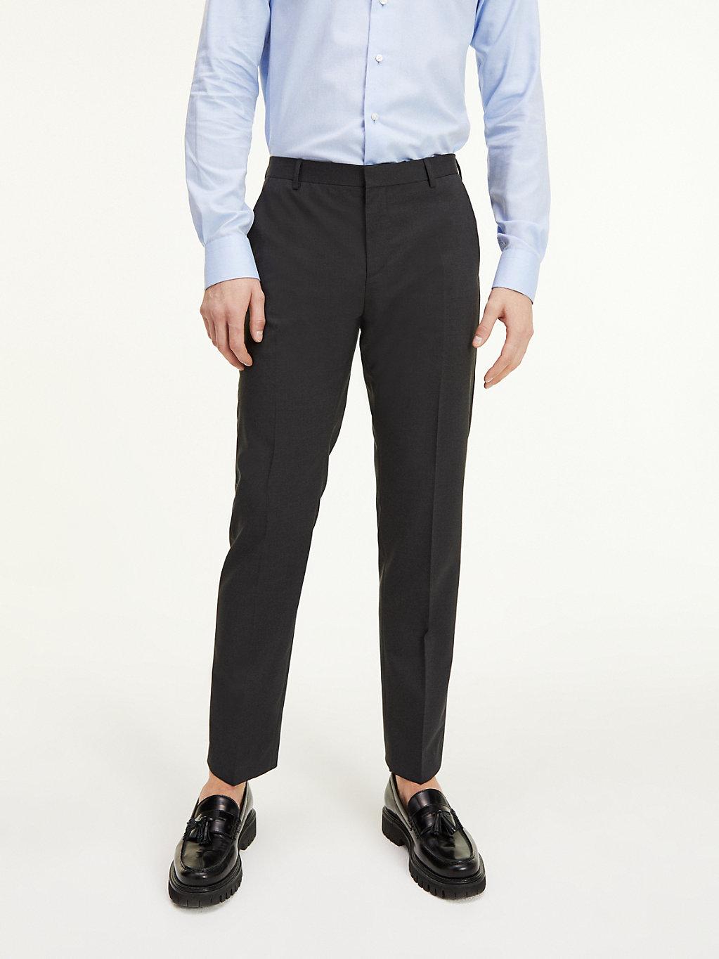 Tommy Hilfiger - Pantalón de traje con corte regular - 1