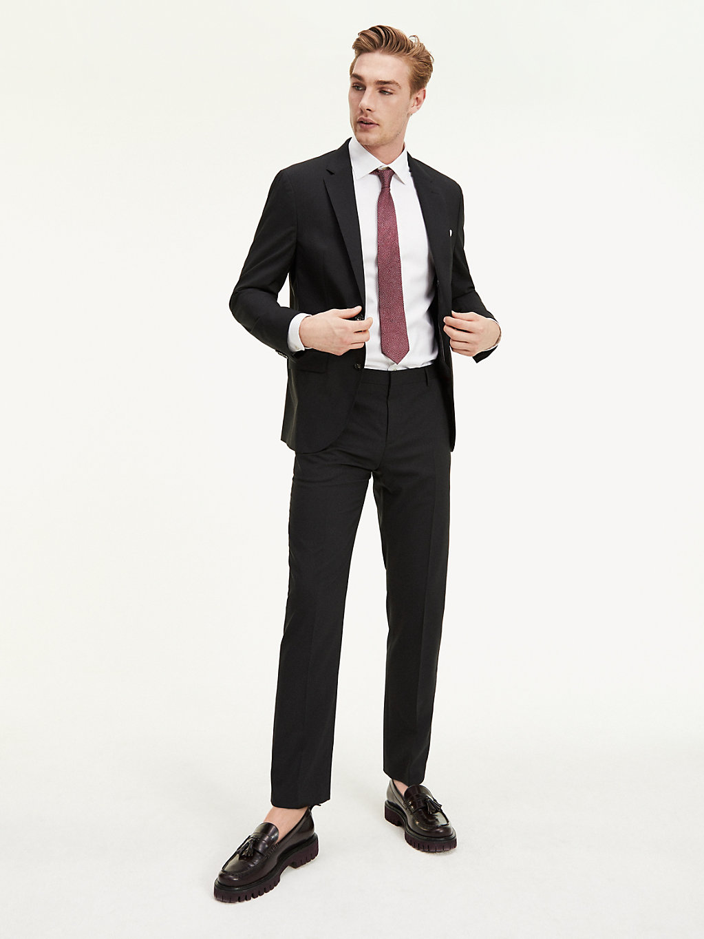 Tommy Hilfiger - Suit Separate Regular Fit Trousers - 1