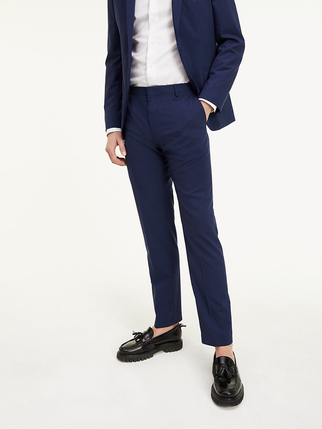 Tommy Hilfiger - Suit Separate Regular Fit Trousers - 2