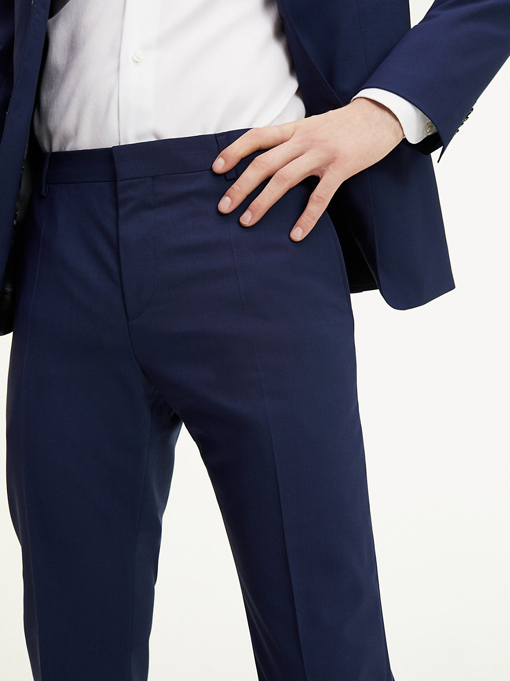 Tommy Hilfiger - Suit Separate Regular Fit Trousers - 4