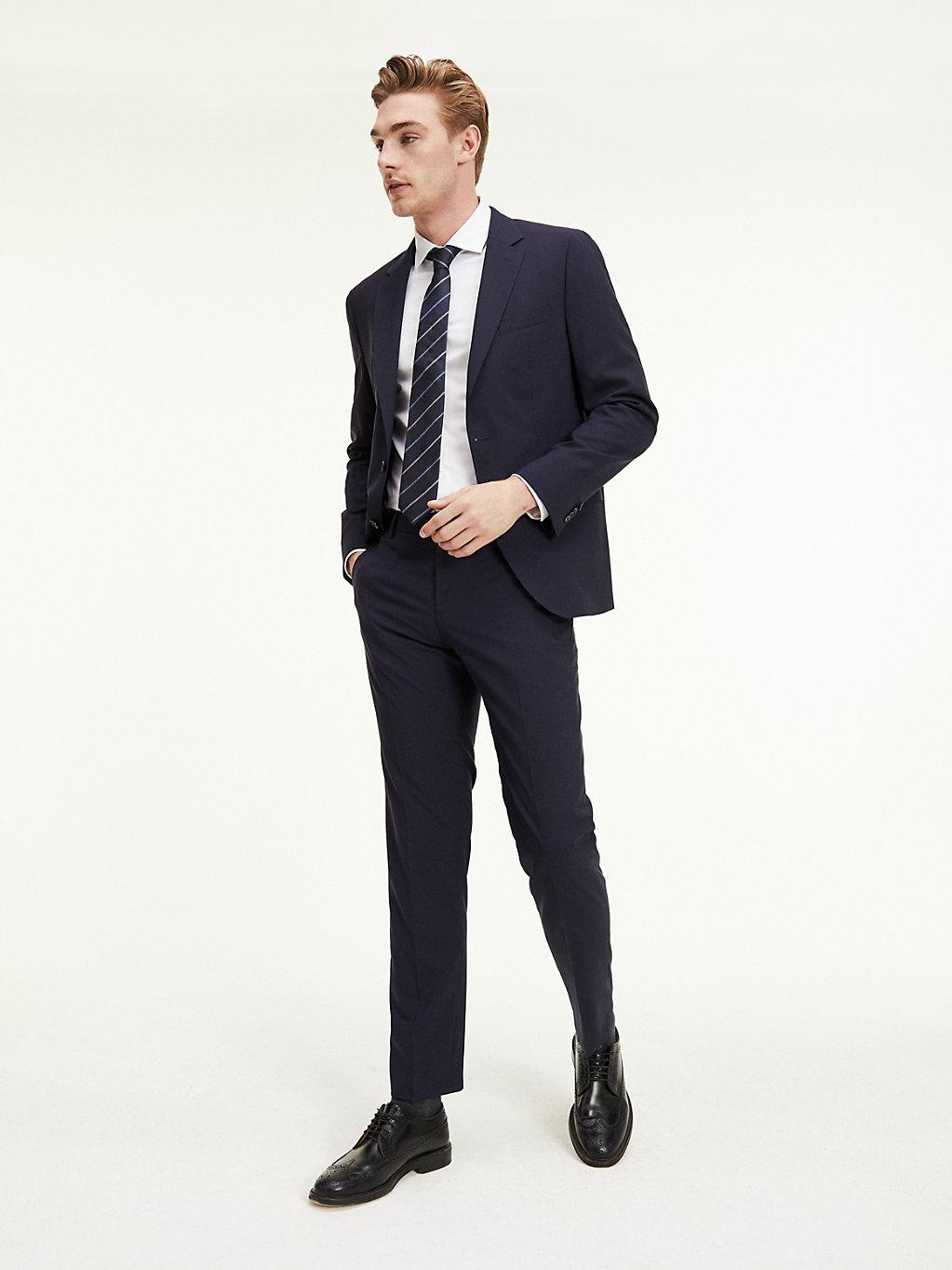 Tommy Hilfiger - Pantalón de traje con corte regular - 2