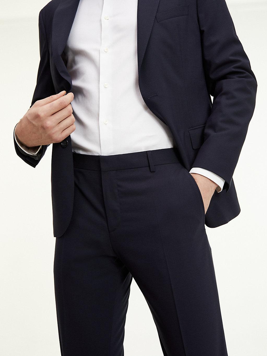 Tommy Hilfiger - Pantalón de traje con corte regular - 3