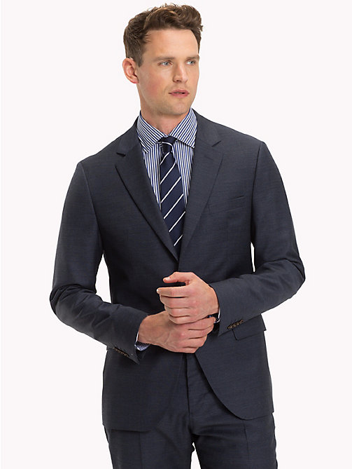 TOMMY HILFIGER Virgin Wool Blazer - 429? - TOMMY HILFIGER Suit Separates - main image