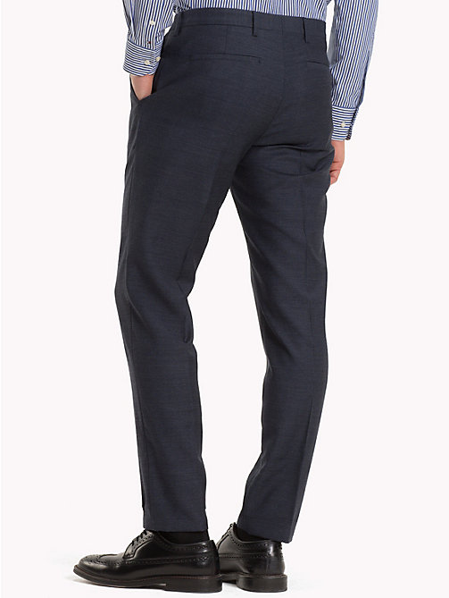 TOMMY HILFIGER Virgin Wool Trousers - 429? - TOMMY HILFIGER Suit Separates - detail image 1