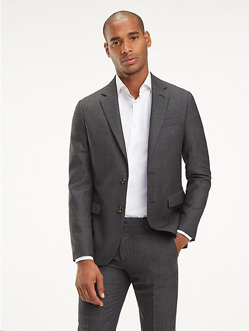 TOMMY HILFIGER Slim Fit Suit Blazer - 027 - TOMMY HILFIGER Coats & Jackets - main image