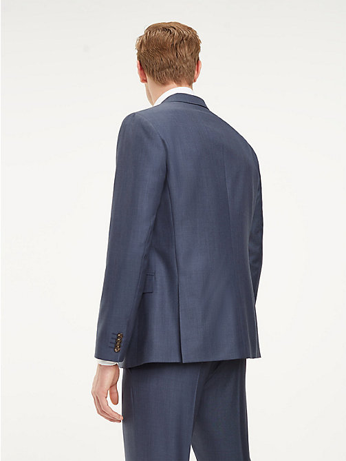 TOMMY HILFIGER Two Piece Virgin Wool Suit - 426 - TOMMY HILFIGER Suits - detail image 1