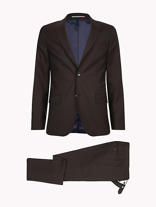 TOMMY HILFIGER Classic Virgin Wool Two-Piece Suit - 229 - TOMMY HILFIGER Clothing - detail image 1