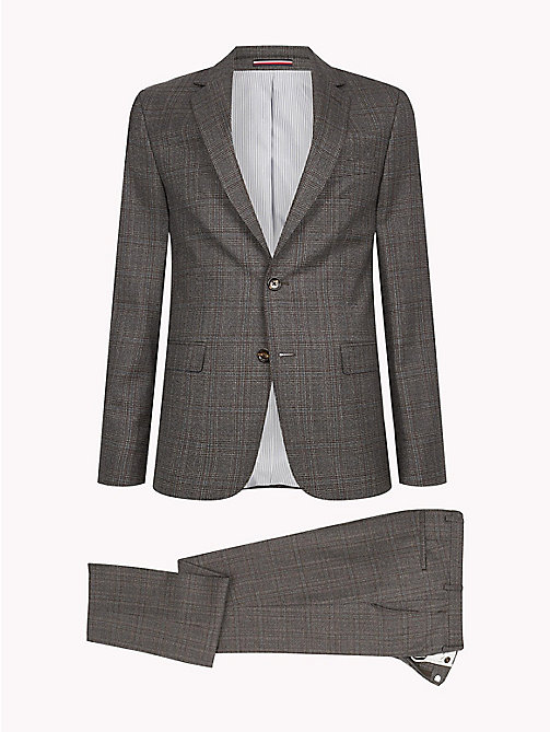 TOMMY HILFIGER Check Virgin Wool Suit - 027 - TOMMY HILFIGER Suits & Tailored - detail image 1