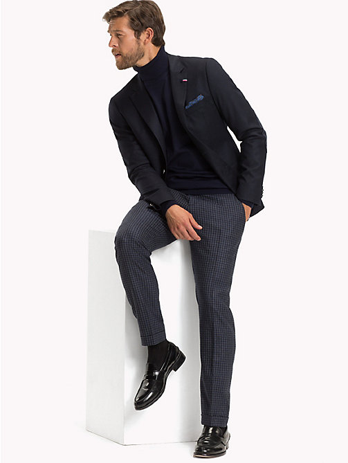 TOMMY HILFIGER Slim Fit Flanellsakko - 427 - TOMMY HILFIGER Anzüge & Tailored - main image 1