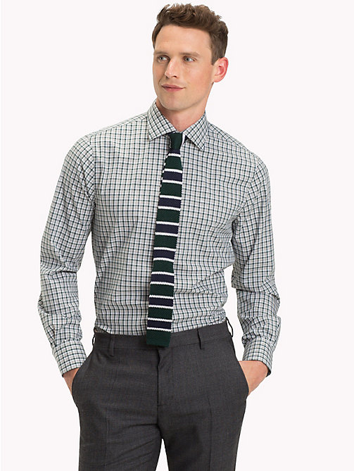 TOMMY HILFIGER Check Print Shirt - 307 - TOMMY HILFIGER Formal Shirts - detail image 1