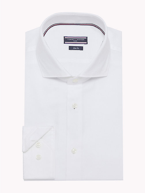 TOMMY HILFIGER Classic Slim Fit Shirt - 100 - TOMMY HILFIGER NEW IN - main image