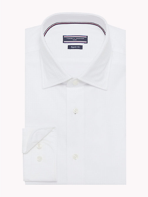 TOMMY HILFIGER Classic Regular Fit Shirt - 100 - TOMMY HILFIGER Suits & Tailored - main image