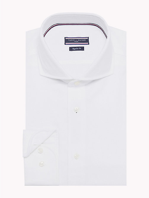 TOMMY HILFIGER Classic Wide Spread Shirt - 100 - TOMMY HILFIGER Formal Shirts - main image