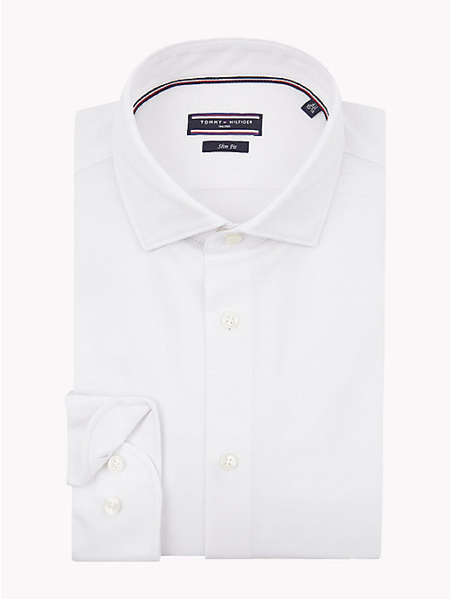TOMMY HILFIGER Classic Slim Fit Shirt - 100 - TOMMY HILFIGER Formal Shirts - main image