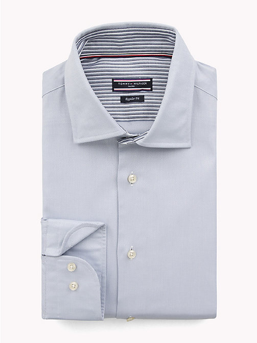 TOMMY HILFIGER Classic Dobby Shirt - 020 - TOMMY HILFIGER Formal Shirts - main image