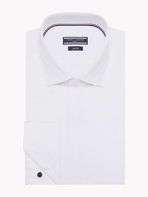 TOMMY HILFIGER Classic Double Cuff Shirt - 100 - TOMMY HILFIGER Shirts - main image