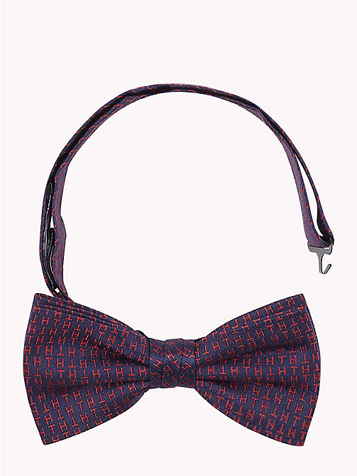 TOMMY HILFIGER Tommy Hilfiger Print Bow Tie - 625 - TOMMY HILFIGER Ties & Pocket Squares - main image