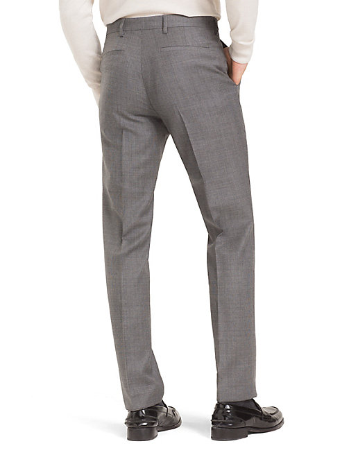 TOMMY HILFIGER Virgin Wool Suit Trousers - 018 - TOMMY HILFIGER Suit Separates - detail image 1
