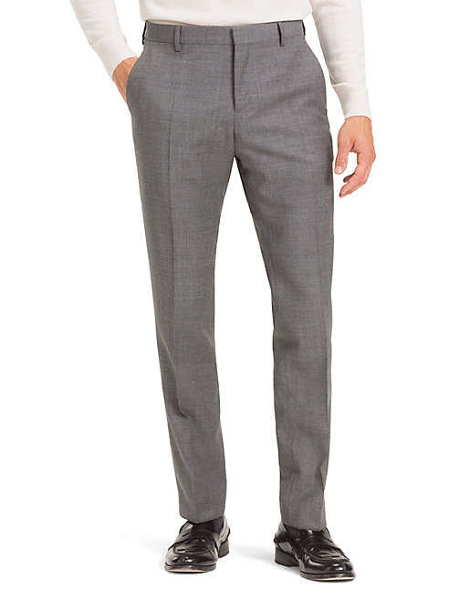 TOMMY HILFIGER Virgin Wool Suit Trousers - 018 - TOMMY HILFIGER Suit Separates - main image