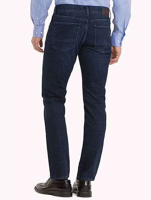 TOMMY HILFIGER Bleecker Stretch Jeans - INDIGO - TOMMY HILFIGER Clothing - detail image 1