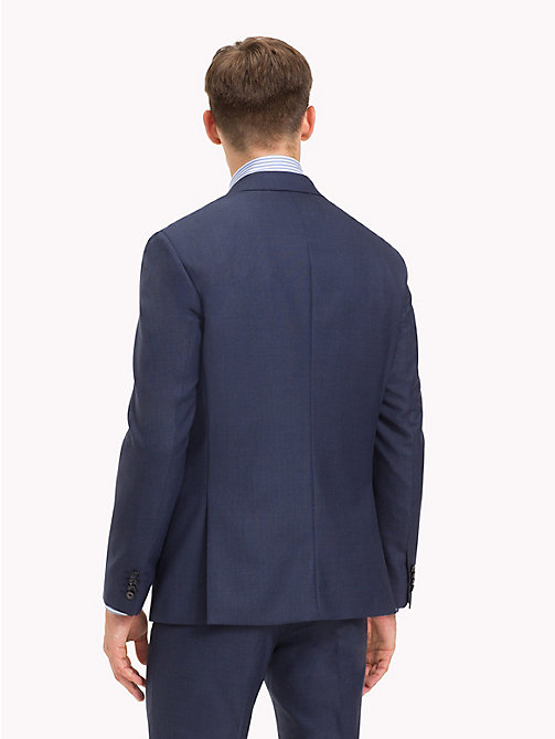 TOMMY HILFIGER Pure Wool Tailored Suit - 425 - TOMMY HILFIGER Fitted - detail image 1