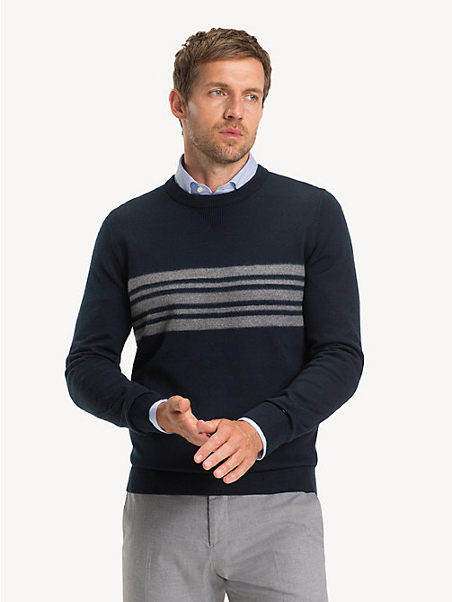 2e88aec8da7 Men's Tailored Knitwear | Tommy Hilfiger® EE