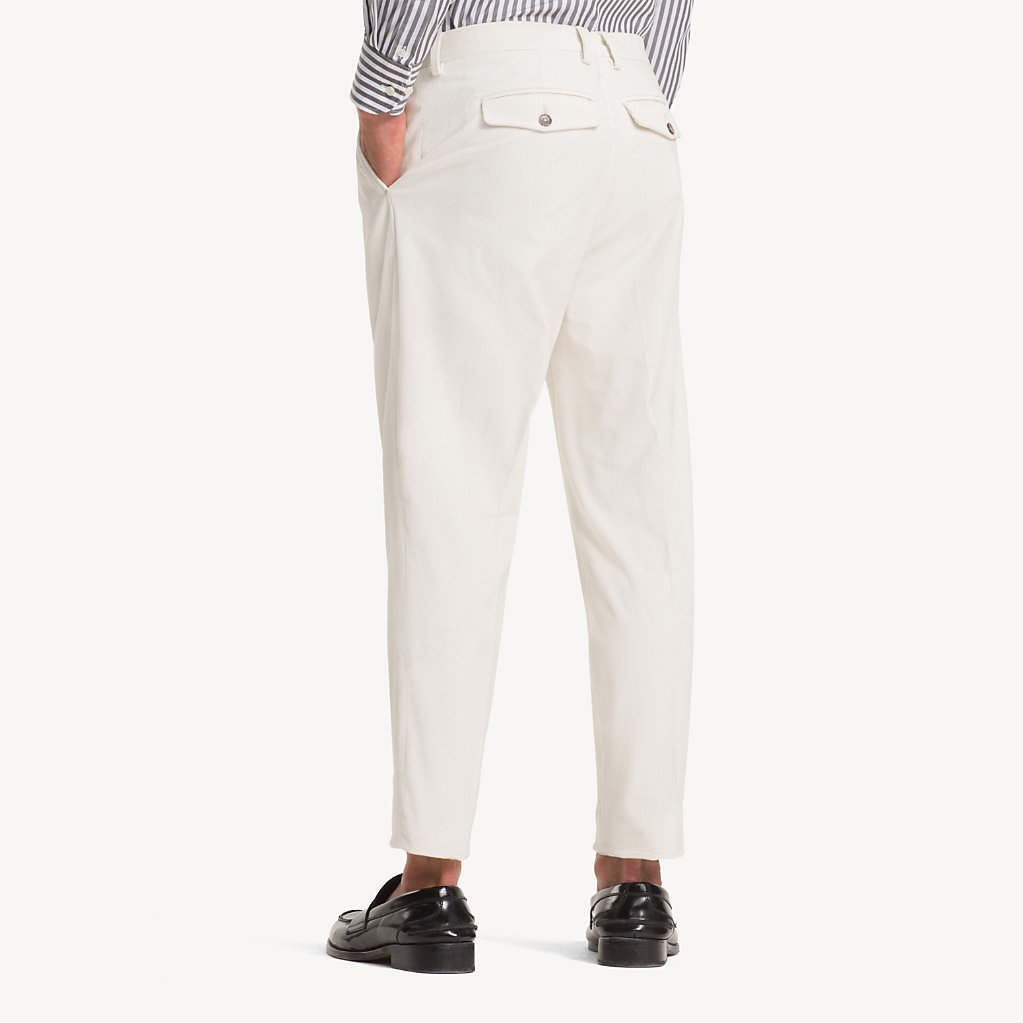 Tommy Hilfiger - Corduroy Slim Fit Trousers - 2