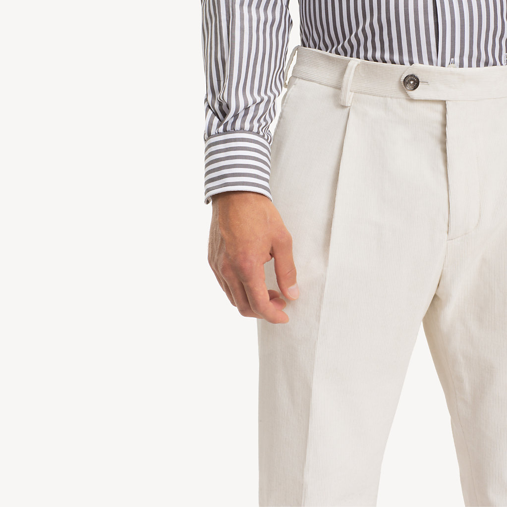 Tommy Hilfiger - Corduroy Slim Fit Trousers - 4