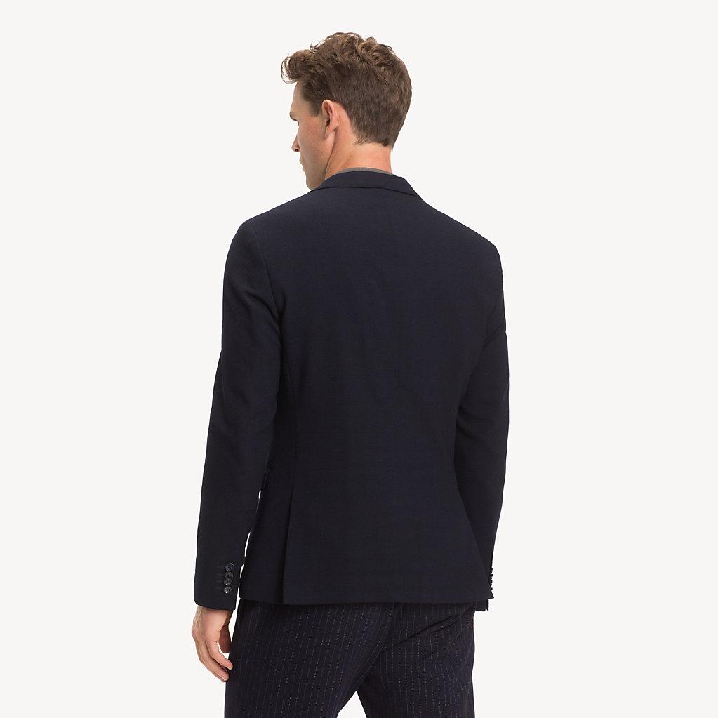 Tommy Hilfiger - Wool Blend Extra Slim Fit Blazer - 2