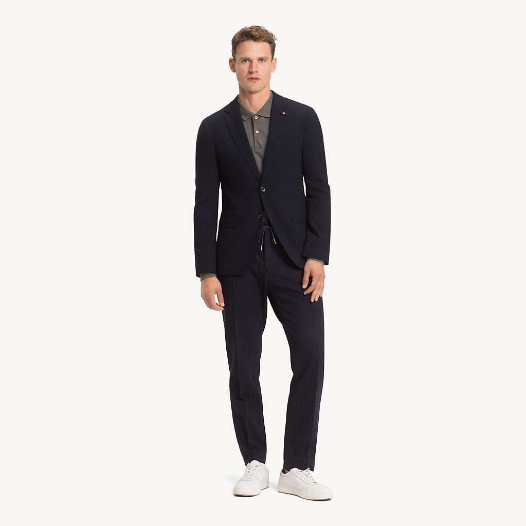 Tommy Hilfiger - Wool Blend Extra Slim Fit Blazer - 3