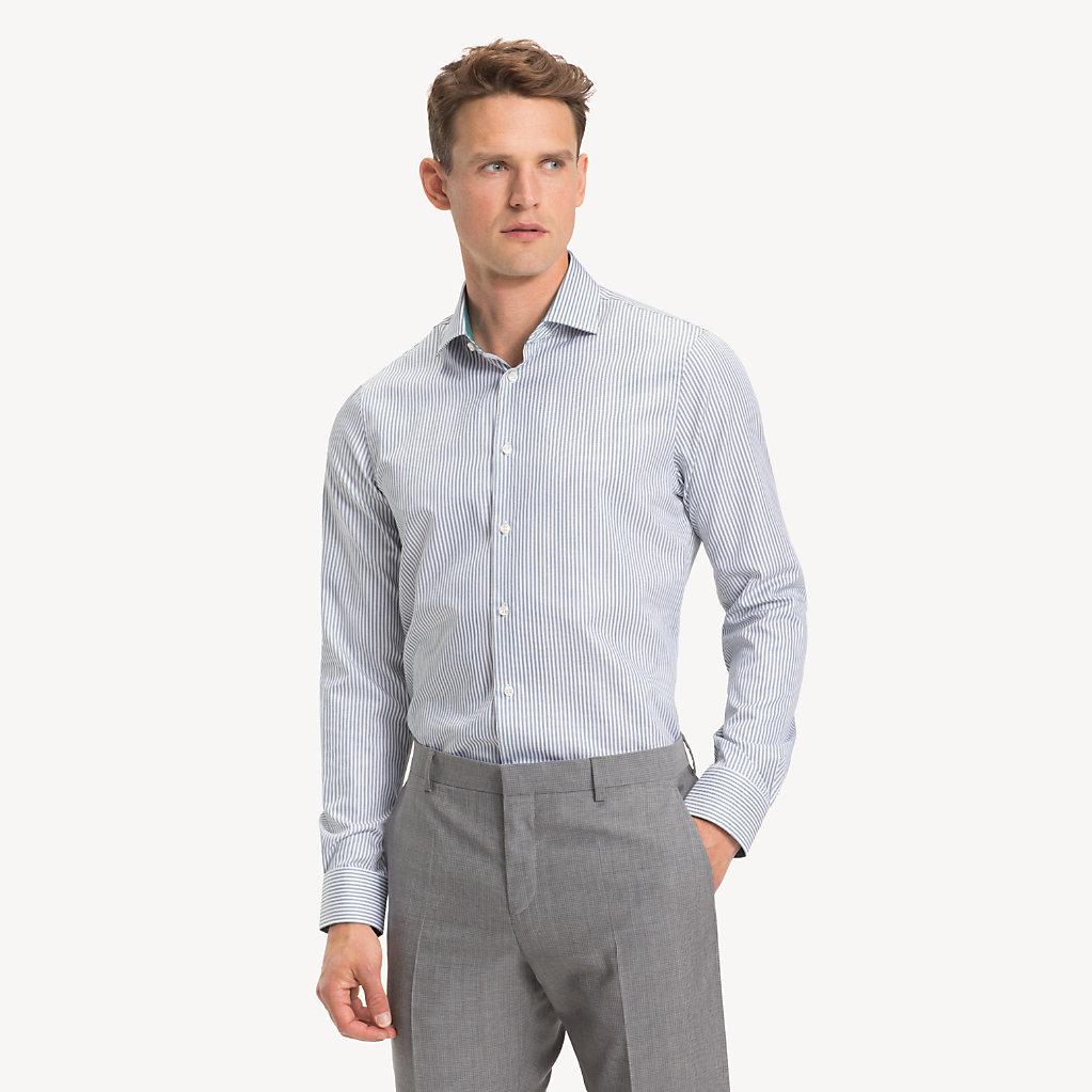 Tommy Hilfiger - Camisa Oxford de rayas - 2