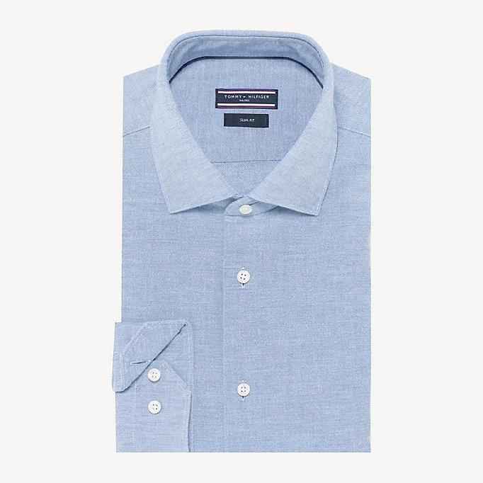 0b23af36e45 Washed Cotton Classic Shirt | Tommy Hilfiger