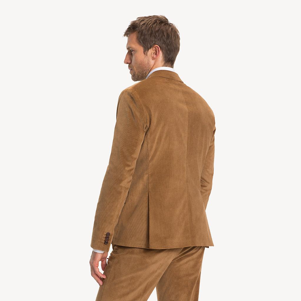 Tommy Hilfiger - Stretch Corduroy Slim Fit Blazer - 2