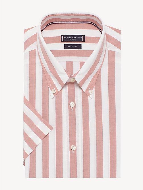 30fa72656 TOMMY HILFIGERStripe Short Sleeve Shirt
