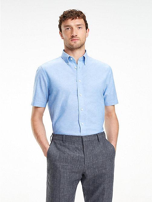 73f00092715f05 TOMMY HILFIGERShort Sleeve Button-Down Collar Shirt. £100.00. NEW