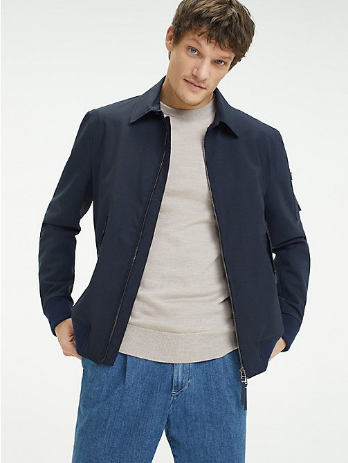 Mens Coats Jackets Outerwear Tommy Hilfiger Uk