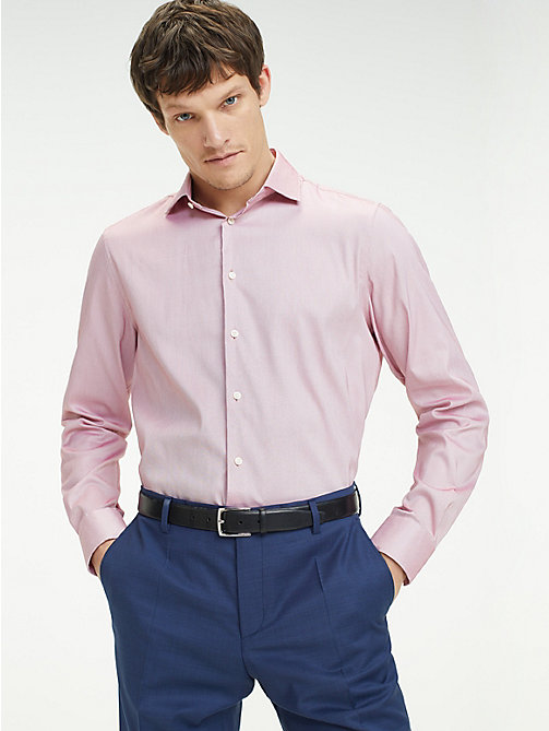 a13bf1be Men's Shirts | Flannel & Denim Shirts | Tommy Hilfiger® PT