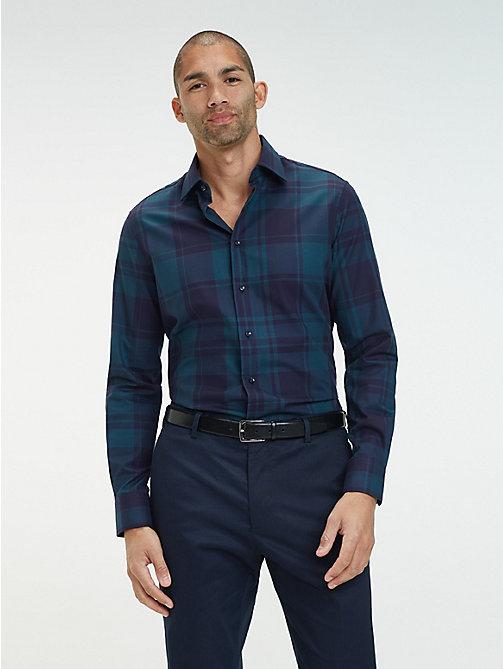 82cafef5 Men's Shirts | Flannel & Denim Shirts | Tommy Hilfiger® IE