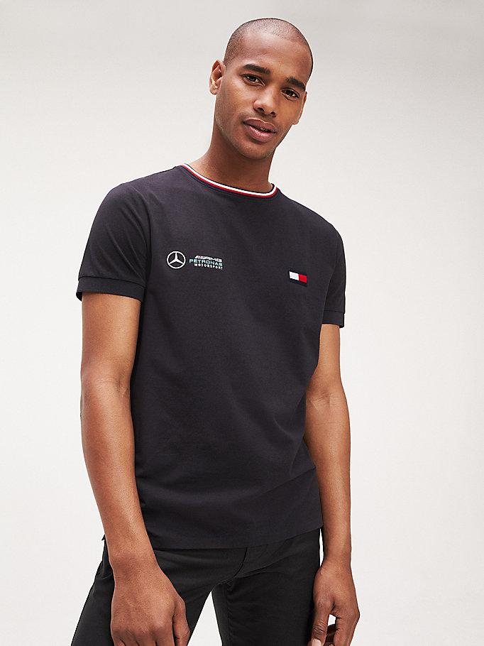 Tommy Hilfiger Herren T shirt Schwarz kaufen zum besten